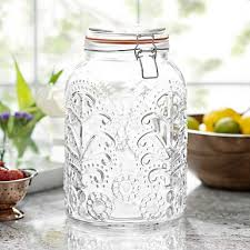 Glass Canisters Kitchen by Kitchen Canisters U0026 Canister Sets Kirklands