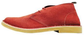 lambretta men u0027s carnaby taracota suede desert boots shoes