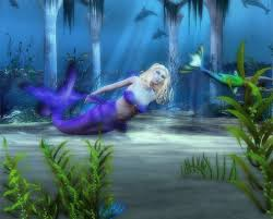Mermaid Fairy Fantasy By Angelique Field At Coroflot Com