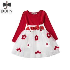 aliexpress buy flower baby dress wedding winter