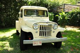 jeep willys wagon for sale willys pickup truck 4x4