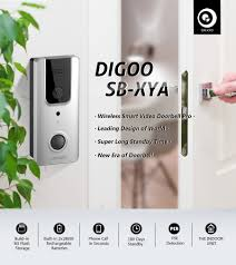 digoo sb xya new upgrade wireless full hd 1080p bluetooth and wifi