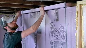 insulate your basement part 3 fine homebuilding