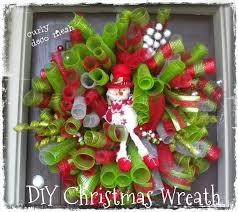 cheap deco mesh christmas deco mesh wreaths 20 with christmas deco mesh wreaths home