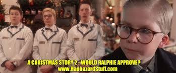 A Christmas Story Meme - a christmas story 2 2012 a review