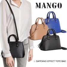 Jual Tas Mango Saffiano mango saffiano effect tote bag daftar update harga terbaru indonesia