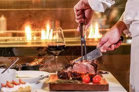 multi cuisine meaning supreme steak ation at marriott manila s cru steakhouse the