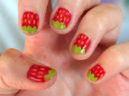 notd strawberry springtime make up your mind