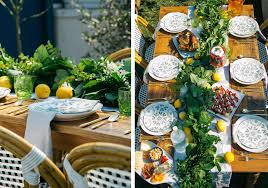 summer bucket list how to throw an impromptu dinner party