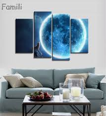 online get cheap canvas prints wolf aliexpress com alibaba group