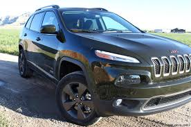 cherokee jeep 2016 2016 jeep cherokee latitude 75th anniversary edition review by