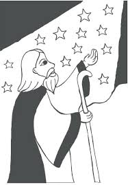 coloring page abraham and sarah abraham coloring pages click the coloring pages abraham and sarah
