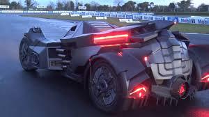 Lamborghini Gallardo Batmobile - gallardo transformat în cel mai dement batmobil superbul exemplar