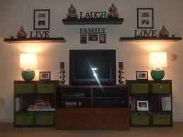 tv placement in living room stunning small living room arrangement