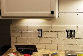 How To Do A Backsplash by How To Do A Backsplash Around Outlets Home Design Ideas