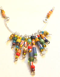 african christmas beads emerging creatively jewelry tutorials