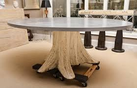 dining tables trend tree trunk dining table 23 for interior