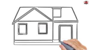 house to draw emerging easy houses to draw simple house drawing potos modern 12639