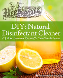how to make natural bathroom cleaner diy antibacterial cleaner 10 more natural bathroom cleaners