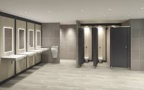 Commercial Restroom Partitions