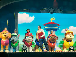 paw patrol live race rescue cardiff motorpoint arena
