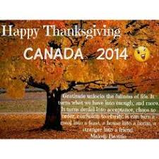 happy thanksgiving canada canada is a american country