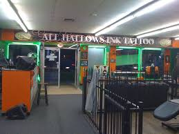 downtown fullerton all hallows ink tattoo shop