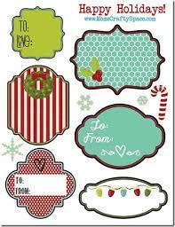 free gift tags set 2