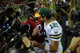 green bay packers atlanta falcons preview who is going to the