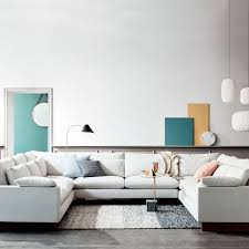 Build Your Own Sofa Sectional Build Your Own Harmony Sectional Pieces West Elm