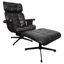 Swivel Chairs Living Room Upholstered by Furniture Black Leather Swivel And Adjustable Chair With Back And