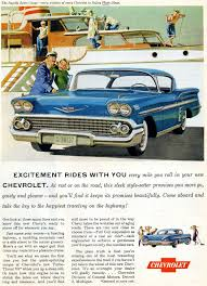 Oldride Classic Trucks Chevrolet - 1958 chevrolet impala advertisement photo picture