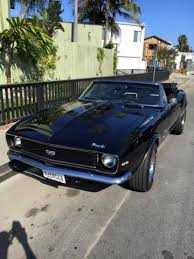 1967 camaro convertible for sale chevrolet camaro convertible 1967 black for sale 124677n173852
