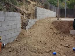 Block Wall Ideas by Exterior Ideas Gray Concrete Or Cinder Block Wall Texture Picture