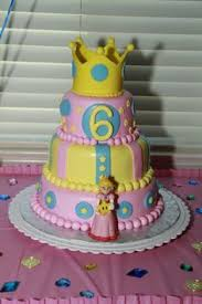 princess cake for 6 year old cakes pinterest princess