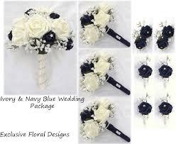 silk wedding flower packages silk wedding bouquets packages wedding corners
