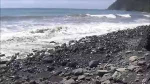 black sands beach to buck creek lost coast trail youtube