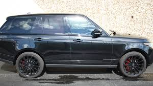 range rover price 2014 2014 land rover range rover supercharged ebony edition for sale in