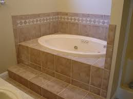 Best Flooring For Bathroom by Bathroom Mesmerizing Lovely White Soaker Tub Lowes With Adorable