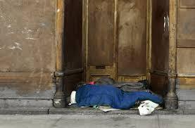 government used u0027misleading u0027 figures to claim homelessness halved
