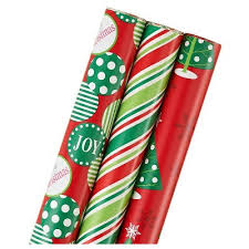 christmas wrapping paper sets christmas wrapping paper target