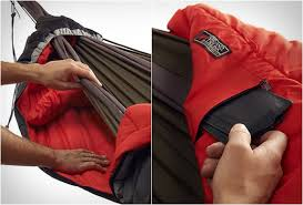 hammock sleeping bag by grand trunk