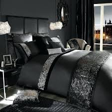 duvet covers black and white damask puderviva duvet cover and