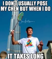 Funny Tennis Memes - 8 best badminton meme images on pinterest badminton memes