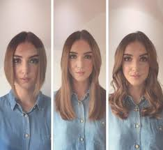 fgrowing hair from pixie to bob tape in hair extensions for pixie cut triple weft hair extensions