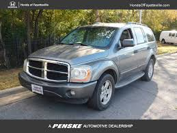 dodge durango 2006 used dodge durango 4dr limited at toyota of fayetteville