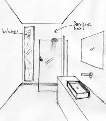 shower room layout bathroom decoration photo clean small layout with corner shower