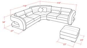 sectional sofa sizes and the average sofa dimensions ehow uk the