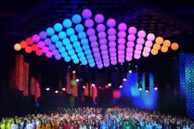 sphere 50 kinetic lights