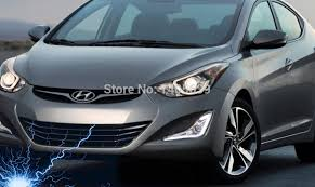 hyundai elantra daytime running lights car specific led drl for hyundai elantra 2014 2015 daytime